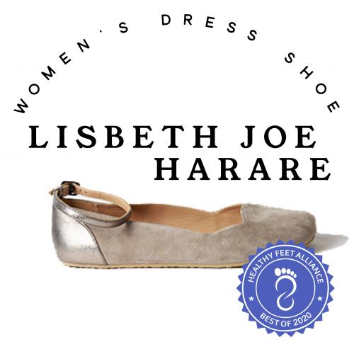 Lisbeth Joe Harare Healthy Feet Alliance Best of 2020