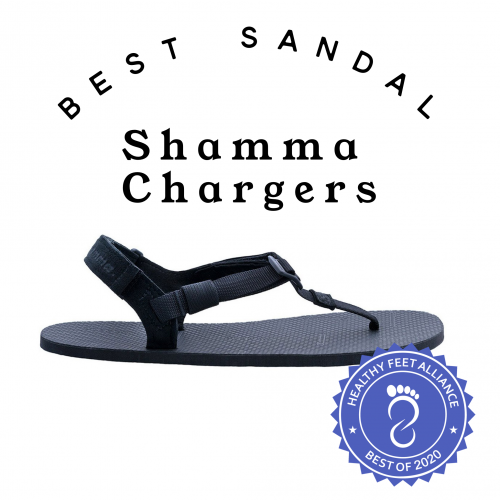 Shamma Chargers Healthy Feet Alliance Best of 2020