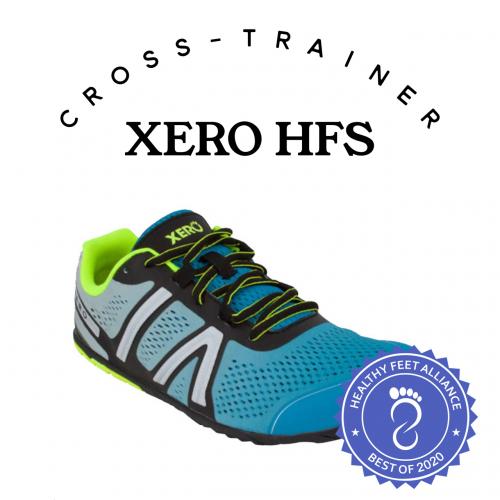Xero HFS Healthy Feet Alliance Best of 2020
